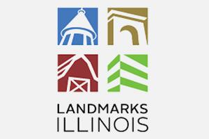 Landmarks Illinois Community Involvement