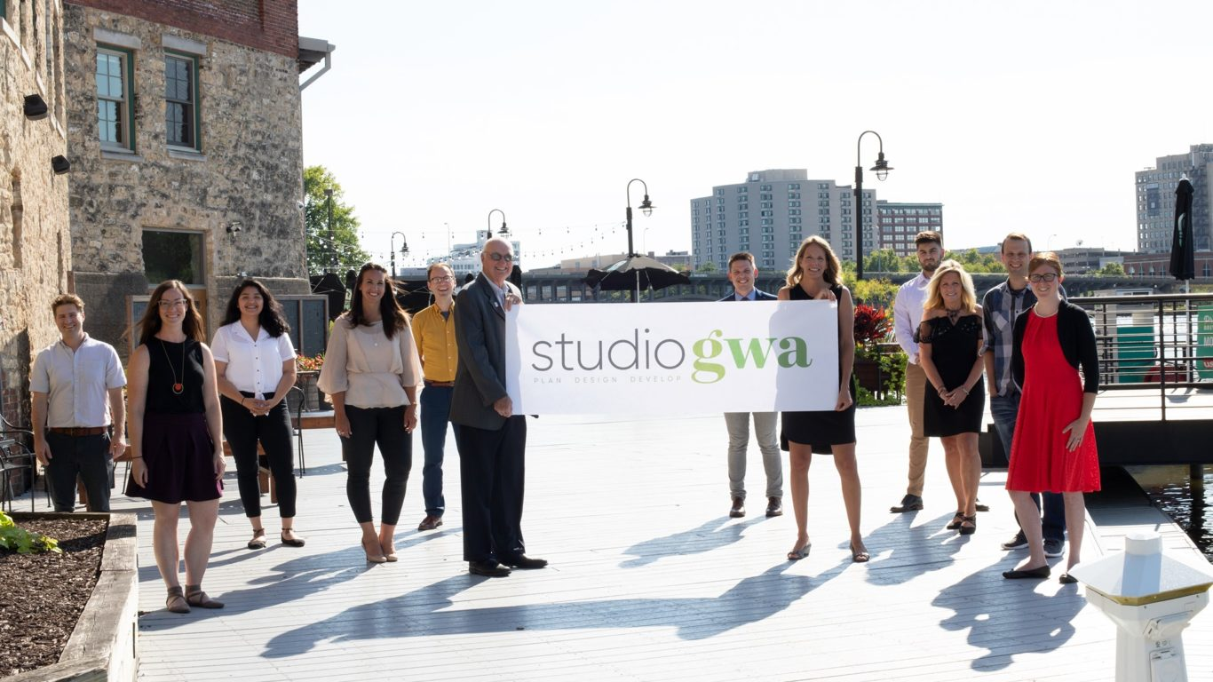 Studio GWA Team unveils their new brand