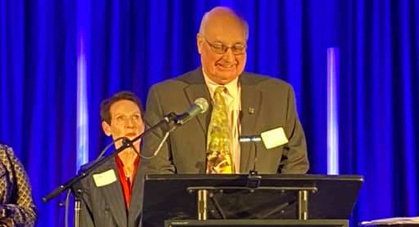 Gary Anderson - Citizen of the Year