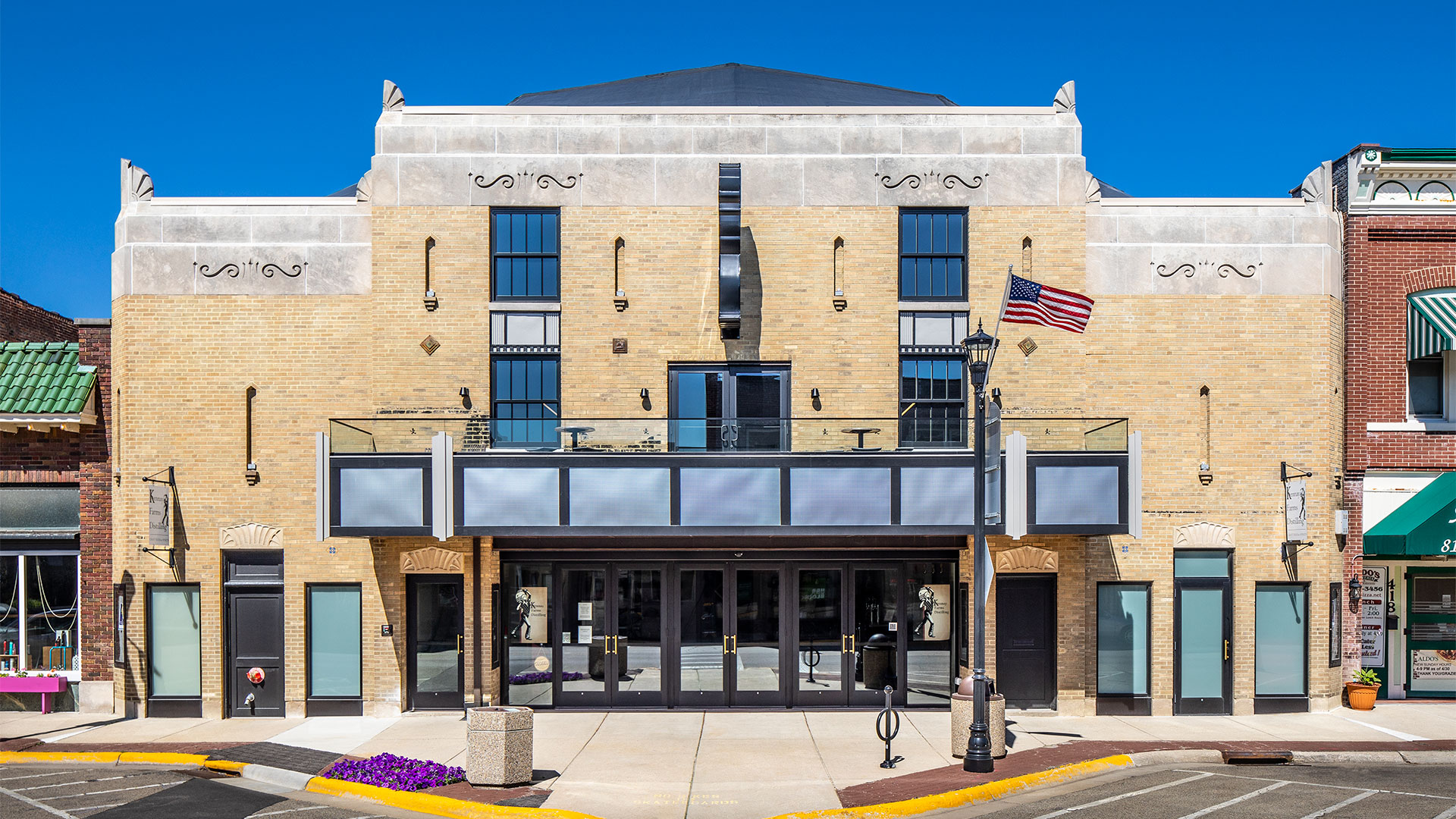Historic preservation and adaptive reuse - Kennay Farms Distilling