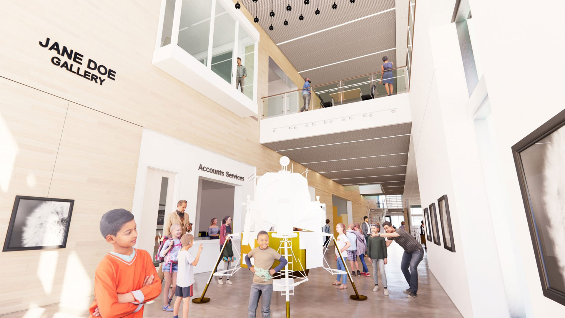 Design - Rockford Public Library