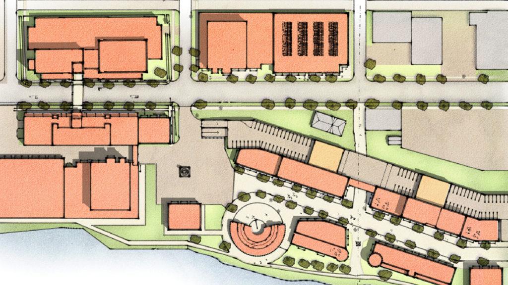 Madison Street Corridor Urban Planning in Rockford, IL