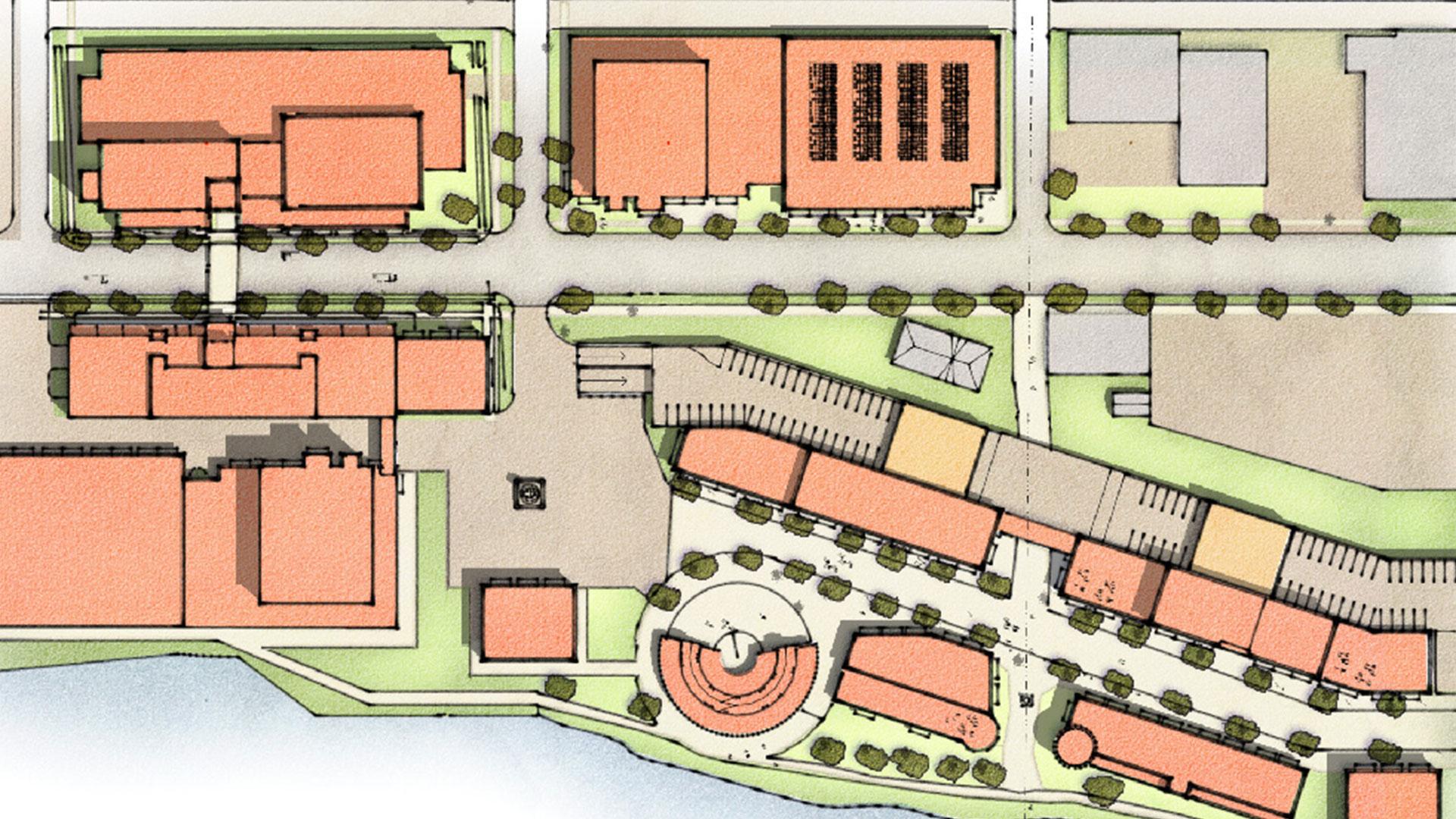 Urban Planning 4x3 Crop