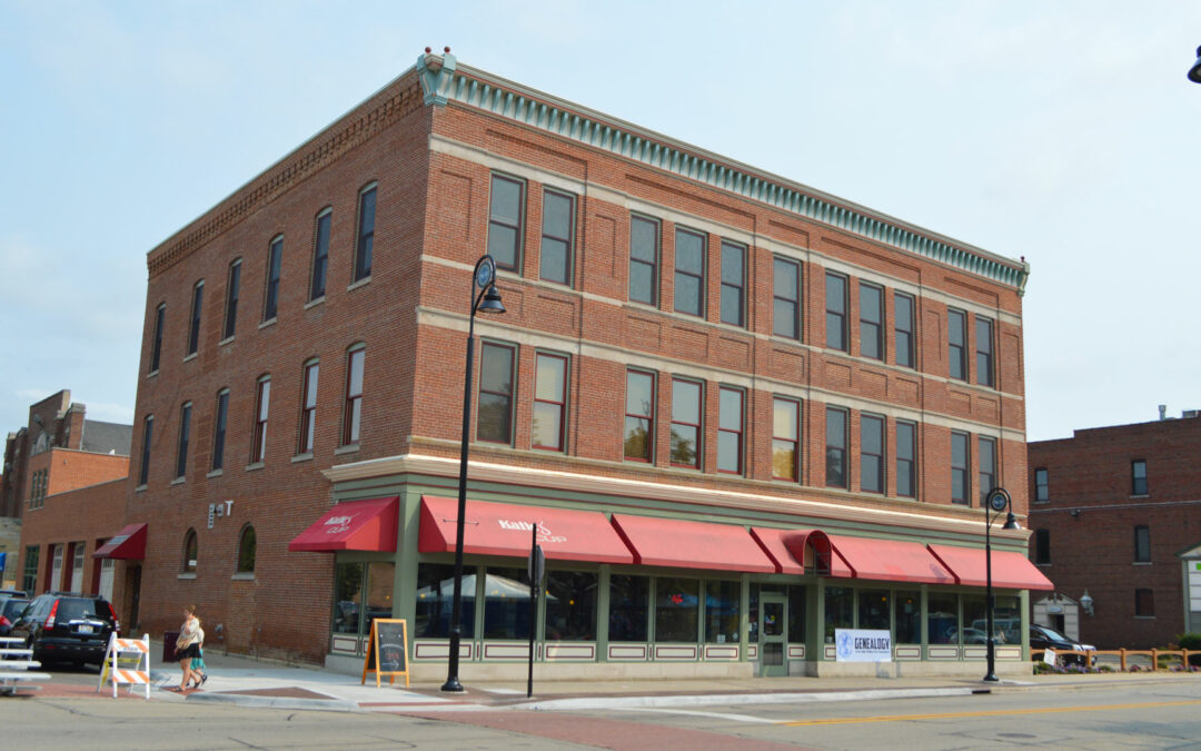 Adaptive Reuse: Rooted in Sustainability