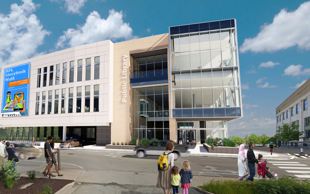 Rockford Public Library: A New Home in a Familiar Place